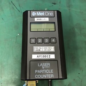 Hach 227a Met One Laser Particle Counter 0 5um Free Shipping
