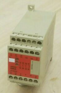 Omron G9sa 301 Safety Relay Unit used Very Clean