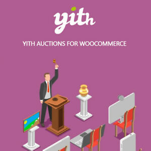 Yith Auctions For Woocommerce Gpl Wordpress Plugins And Themes