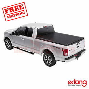 Extang Tonneau Cover Black For Gmc Sierra 1500 14 18