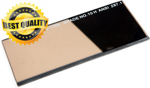 Forney 57061 Lens Replacement Gold Welding Filter 2 inch by 4 1 4 inch