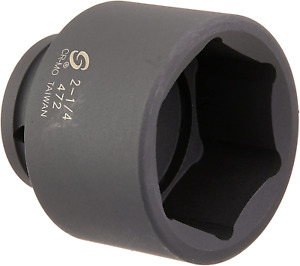 Sunex 472 3 4 Drive Standard 6 Point Impact Socket 2 1 4