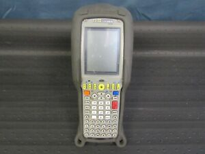 Psion Teklogix 7535 Numeric Handheld Barcode Scanner W Rubber Cover