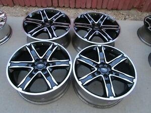 22 Ford Expedition F150 Oem Factory Alloy Wheels Rims Take Offs
