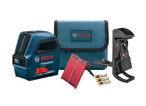 Bosch Gll 50 rt 50ft Self leveling Cross line Laser Manufacturer Recondition
