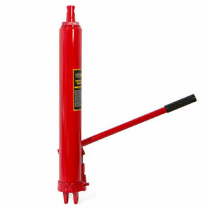 Long Ram Jack Cherry Picker Replacement Hydraulic 8 Ton Manual Engine Hoist New