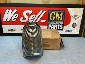 1963 1964 63 64 Buick Riviera Nos Parking Lamp Bezel With Lens