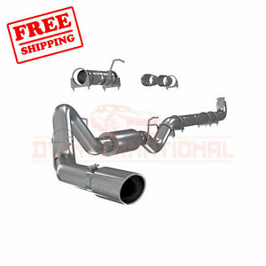 Mbrp Exhaust System For Chev gmc 2500 3500 Duramax 2001 07