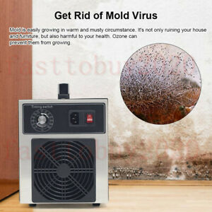 Ozone Generator Air Purifier 30000mg h Commercial Home Car Deodorizer 110v Us