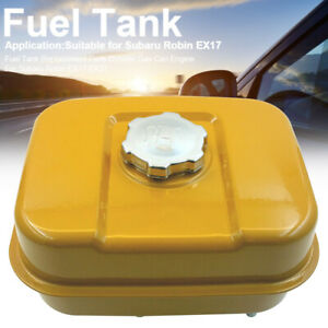 Fuel Tank Replacement Parts Durable Gas Can Engine For Robin Ex17 Ex21