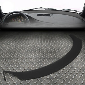 For 95 05 Chevy Cavalier Front Dash Board Cap Dashboard Cover Overlay Graphite