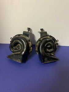 69 Original Gm Delco Remy Hi Lo Horns 491 492 1969 1968 Chevy Oem 68 69 70