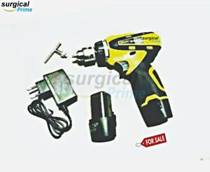 Orthopedic Electric Bone Drill Orthopaedic Surgical Veterinary Surgery A Tools