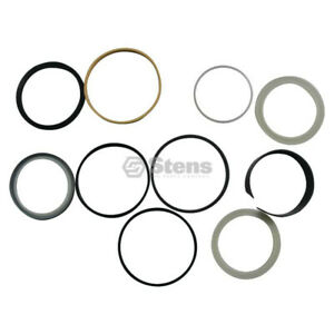 Bucket Cylinder Hydraulic Seal Kit Compatible With Nh B100b Backhoe