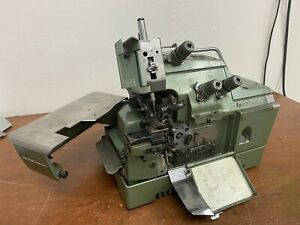 Yamato 3 Thread Serger Industrial Sewing Machine With Base