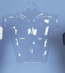 Store Display Fixtures 2 New Small Men s Shirt Form Clear 22 x20 x3