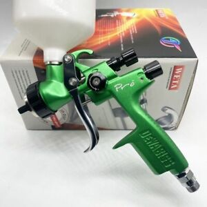 1000p Green Spray Gun 1 3mm Lvlp Gravity Car Sprayer Painting Tool High Quality