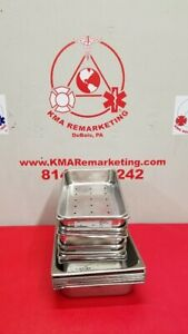 Lot Of Stainless Steel Pans