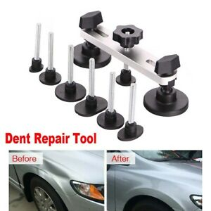 Paintless Dent Repair Puller Bridge Pdr Tools Hail Damage Removal Auto Body Kit