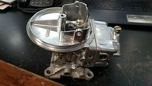 Imca Legal Aluminum 500 2bbl Holley Carburetor 4412 Built By Wagners