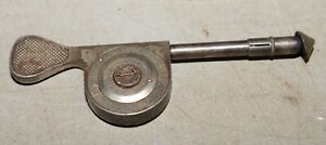 Antique Starrett April 13 1897 Patent High Speed Indicator Collectible Tool