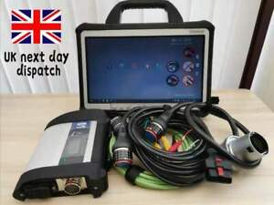 Mercedes Mb Star Xentry Diagnostic C4 Multiplexer Latest Software Cfd1 Mk2