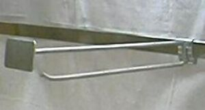 Store Display Fixtures 50 Crossbar Pegs With Price Tab 10 Long