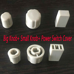 For Tektronix Tds210 Tds220 Tds201 Oscilloscope Power Switch Cover Knobs
