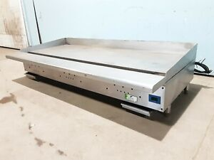 imperial H d Commercial Ss nsf Counter Top Natural Gas 72 6 Burners Griddle