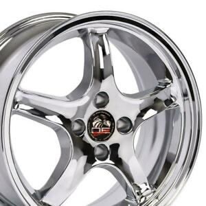 17 X8 Inch Wheel Rim For Ford Mustang 1979 1989