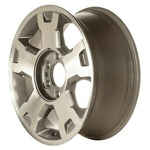 Wheel For 2009 2010 Ford Pickup F150 18x7 5 Silver Refinished 18 Inch Rim