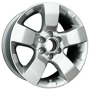 Wheel For 2009 14 Nissan Frontier Xterra 16x7 Silver Refinished 16 Inch Rim