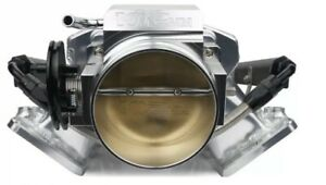 New 102mm Ls1 Intake Manifold Throttle Body Ls2 Ls6 Sheet Metal A1 Fabricated Si