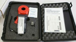 New Aemc Instruments 3711 Digital Clamp on Ground Resistance Tester