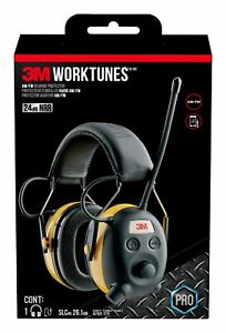 Worktunes Hearing Protector With Am fm Digital Radio