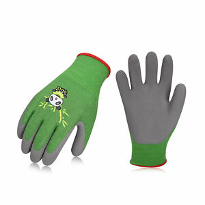 Vgo 1 2pairs Kids Gardening Gloves Working And Outdoor Gloves kid rb6026