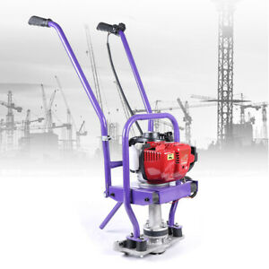 Gx35 4 Stroke 35 8cc Gas Concrete Wet Screed Power Screed Cement 1 36hp Engine