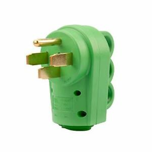 Rvguard Nema 14 50p Rv Replacement Male Plug 125 250v 50 Amp With Disconnect