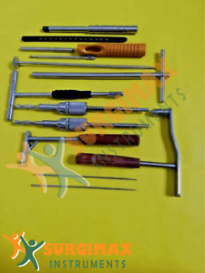 Dhs Dcs Set Stainless Steel Surgical Orthopedic Instruments