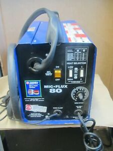 Campbell Hausfeld Rbwg202000 Mig flux 80 Welder With Mask