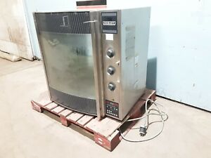 hobart Hr 7 Hd Commercial Dual Phase Electric Chicken rib Rotisserie Oven