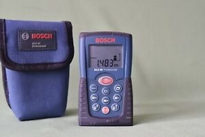 Bosch Dle 40 Professional Laser Distance Measure Perfect Working Condition