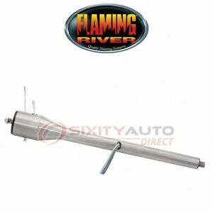 Flaming River Steering Column For 1965 1966 Ford Mustang Gear Ya