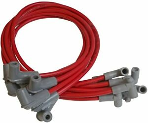 Msd Ignition 35599 Msd 8 5mm Super Conductor Spark Plug Wire Sets