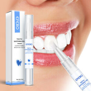 Teeth Whitening Pen Cleaning Serum Remove Plaque Stains Dental Tools Whiten