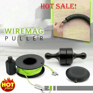 Magnetic Threader Professional Snap Wire Puller Guider Cable Running Device Tf