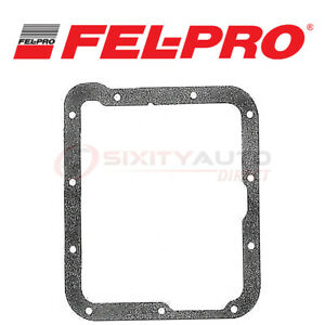 Fel Pro Auto Transmission Oil Pan Gasket For 1984 1985 Ford Bronco Ii 2 3l Lx