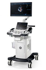Open Box Ge Vivid T9 With Cardiac And P2d Probe 35 Month Warranty