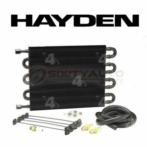 Hayden Automatic Transmission Oil Cooler For 1975 2015 Ford F 150 Radiator Ux