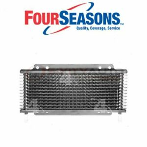 Four Seasons Automatic Transmission Oil Cooler For 2006 2015 Ford Fusion Re